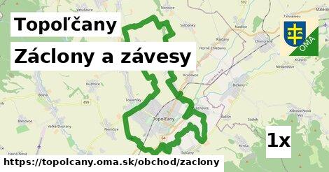 záclony a závesy v Topoľčany