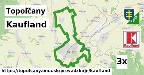 Kaufland v Topoľčany