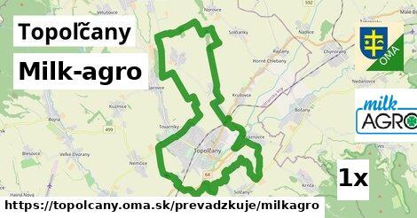 Milk-agro v Topoľčany