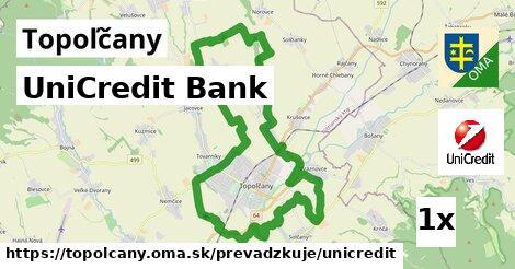 UniCredit Bank v Topoľčany