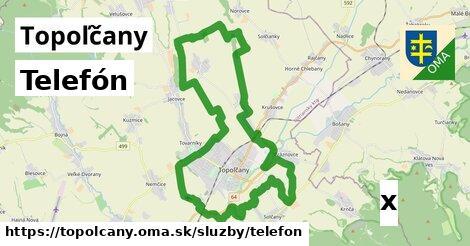 telefón v Topoľčany