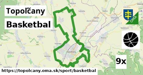 basketbal v Topoľčany