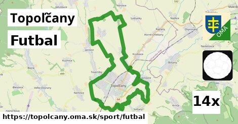 futbal v Topoľčany