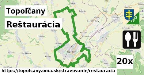 reštaurácia v Topoľčany