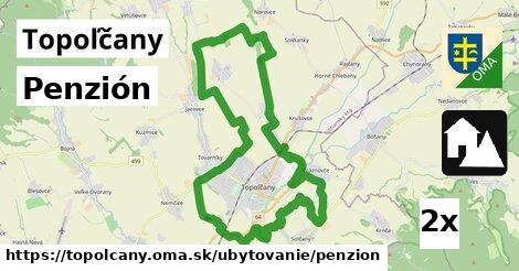 penzión v Topoľčany