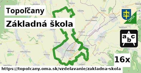 základná škola v Topoľčany