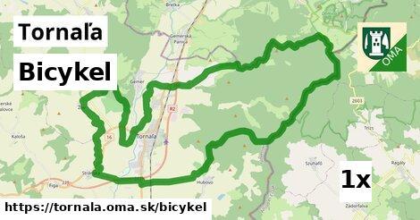 bicykel v Tornaľa