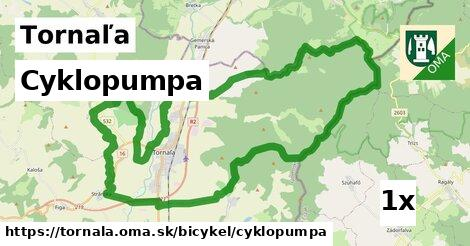 ilustračný obrázok k Cyklopumpa, Tornaľa