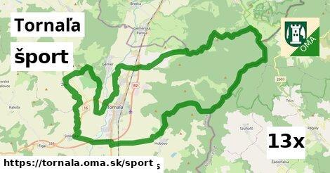 šport v Tornaľa
