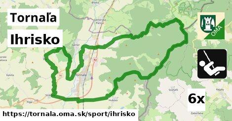 ilustračný obrázok k Ihrisko, Tornaľa