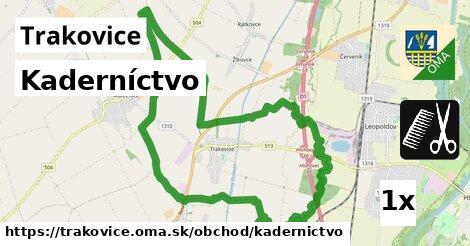 kaderníctvo v Trakovice