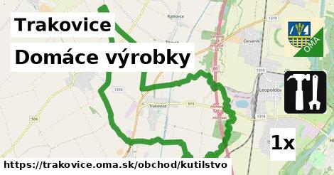 domáce výrobky v Trakovice