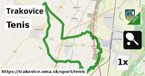 tenis v Trakovice