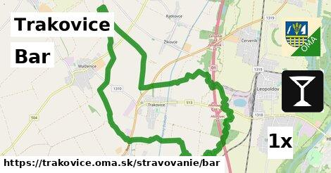 bar v Trakovice
