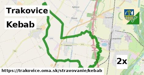 kebab v Trakovice