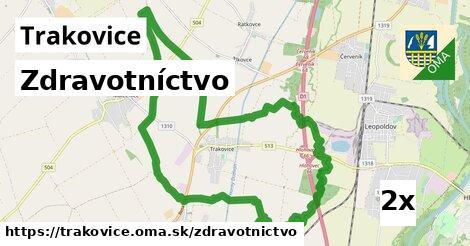 zdravotníctvo v Trakovice
