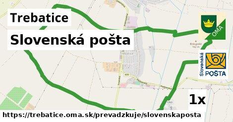ilustračný obrázok k Slovenská pošta, Trebatice