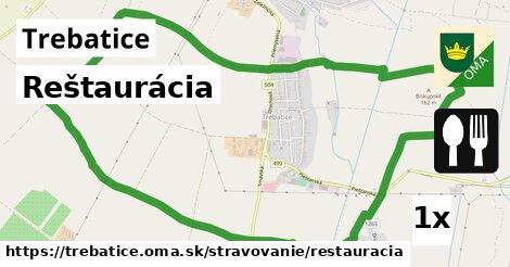 ilustračný obrázok k Reštaurácia, Trebatice
