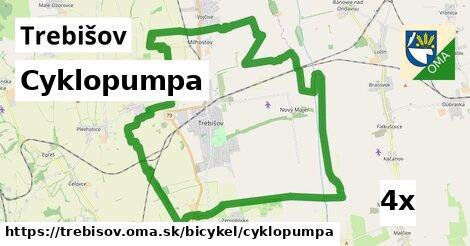 Cyklopumpa, Trebišov