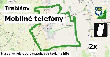 Mobilné telefóny, Trebišov
