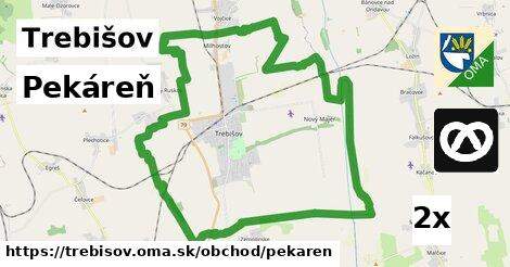Pekáreň, Trebišov
