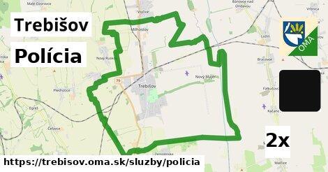ilustračný obrázok k Polícia, Trebišov