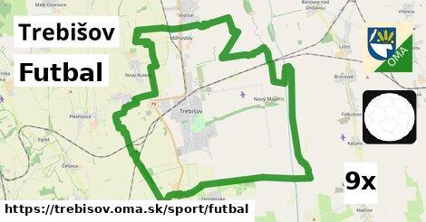 Futbal, Trebišov