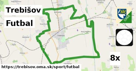 futbal v Trebišov