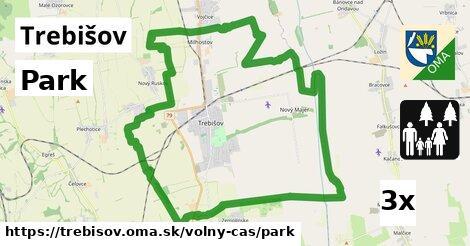 ilustračný obrázok k Park, Trebišov