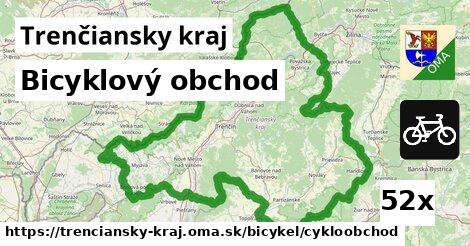 ilustračný obrázok k Bicyklový obchod, Trenčiansky kraj