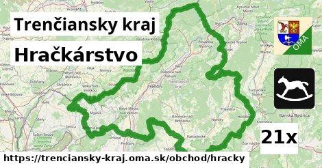 ilustračný obrázok k Hračkárstvo, Trenčiansky kraj
