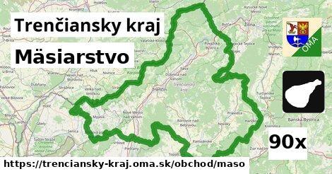 mäsiarstvo v Trenčiansky kraj