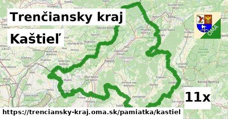 ilustračný obrázok k Kaštieľ, Trenčiansky kraj