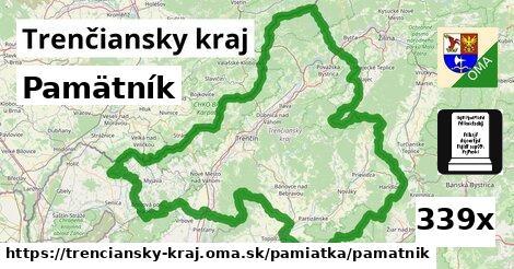 ilustračný obrázok k Pamätník, Trenčiansky kraj