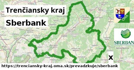 ilustračný obrázok k Sberbank, Trenčiansky kraj