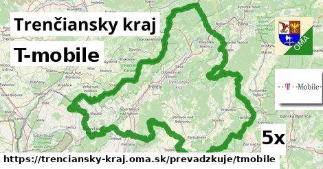 T-mobile v Trenčiansky kraj