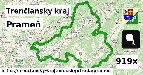 ilustračný obrázok k Prameň, Trenčiansky kraj
