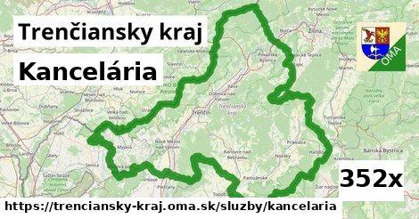 ilustračný obrázok k Kancelária, Trenčiansky kraj