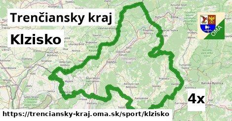 klzisko v Trenčiansky kraj