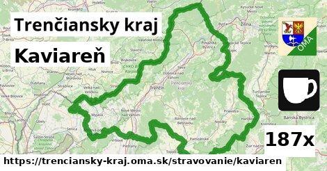 ilustračný obrázok k Kaviareň, Trenčiansky kraj