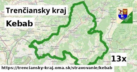 ilustračný obrázok k Kebab, Trenčiansky kraj