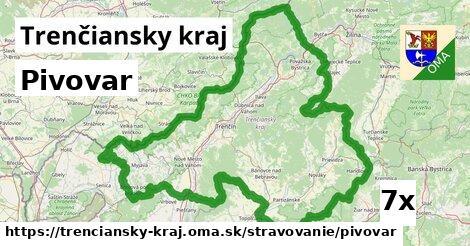 ilustračný obrázok k Pivovar, Trenčiansky kraj