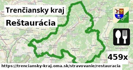 ilustračný obrázok k Reštaurácia, Trenčiansky kraj