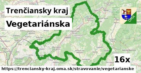 ilustračný obrázok k Vegetariánska, Trenčiansky kraj