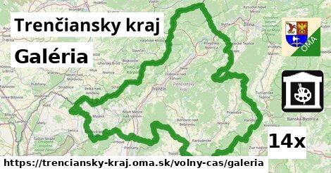 ilustračný obrázok k Galéria, Trenčiansky kraj
