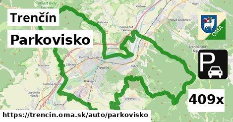 ilustračný obrázok k Parkovisko, Trenčín