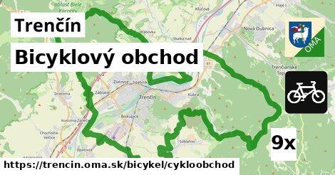 ilustračný obrázok k Bicyklový obchod, Trenčín