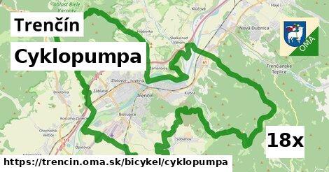 ilustračný obrázok k Cyklopumpa, Trenčín