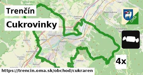ilustračný obrázok k Cukrovinky, Trenčín
