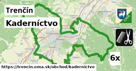 ilustračný obrázok k Kaderníctvo, Trenčín